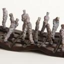 Kleinplastik Skulpturen Bronze